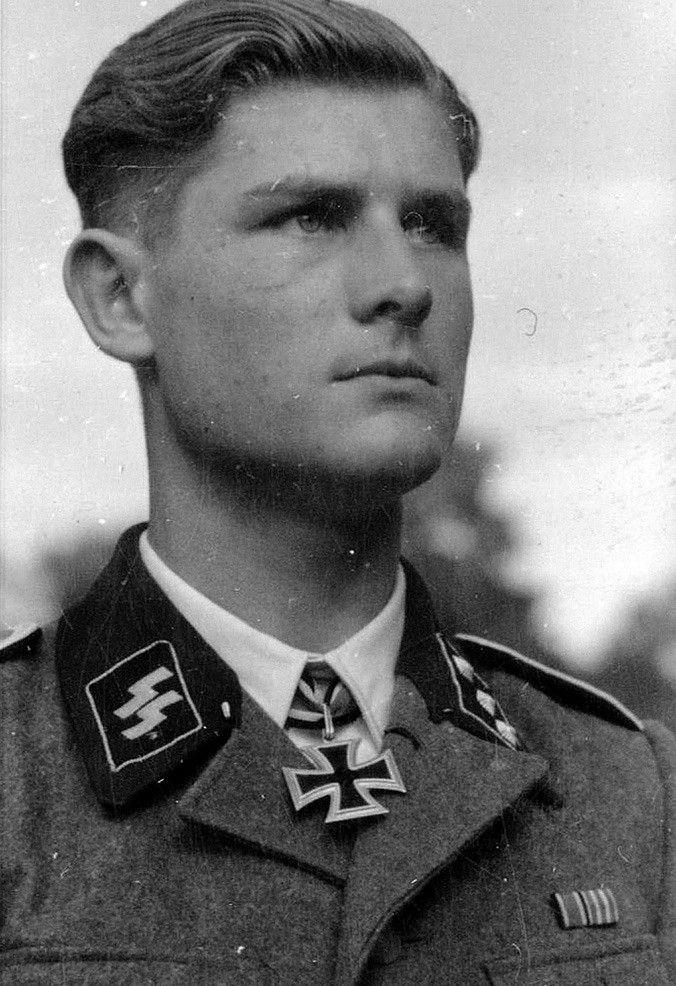 Ss Obersturmfhrer Werner Wolff Pinterest Ss And Gestapo