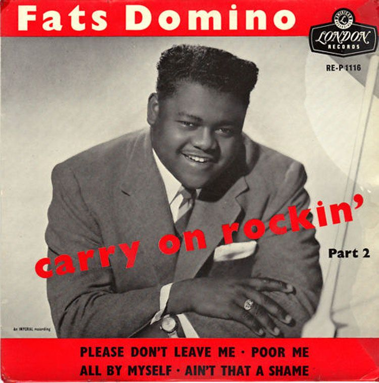 Fats Domino Wife Fats Domino 2016 Related Keywords Suggestions Fats Domino 2016 Long Tail Keyw Old School Music Music Album Cover Literature Study Guides