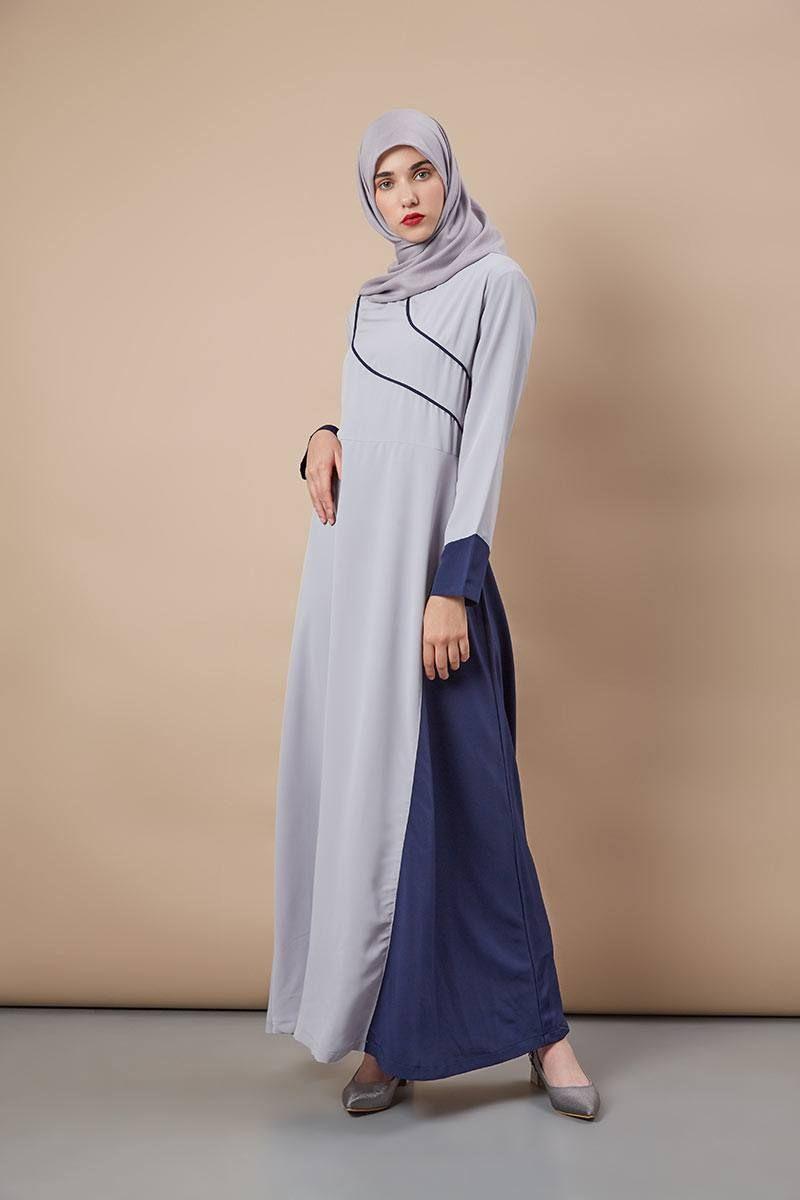 Perpaduan Warna Abu Abu Untuk Baju