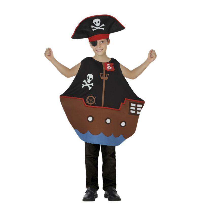 Disfraz de Barco Pirata  disfraces  carnaval  29cba0619ca