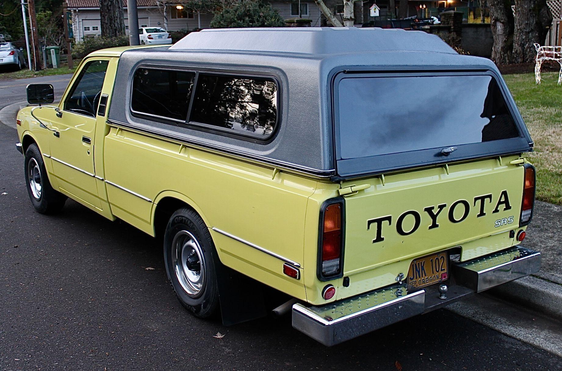 1977 Toyota Pickup Sr5 Longbed Toyota Classic Cars Classic Cars Online