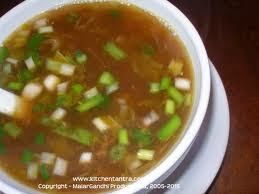 click for to your liking Food: Chinese vegetable soup recipe