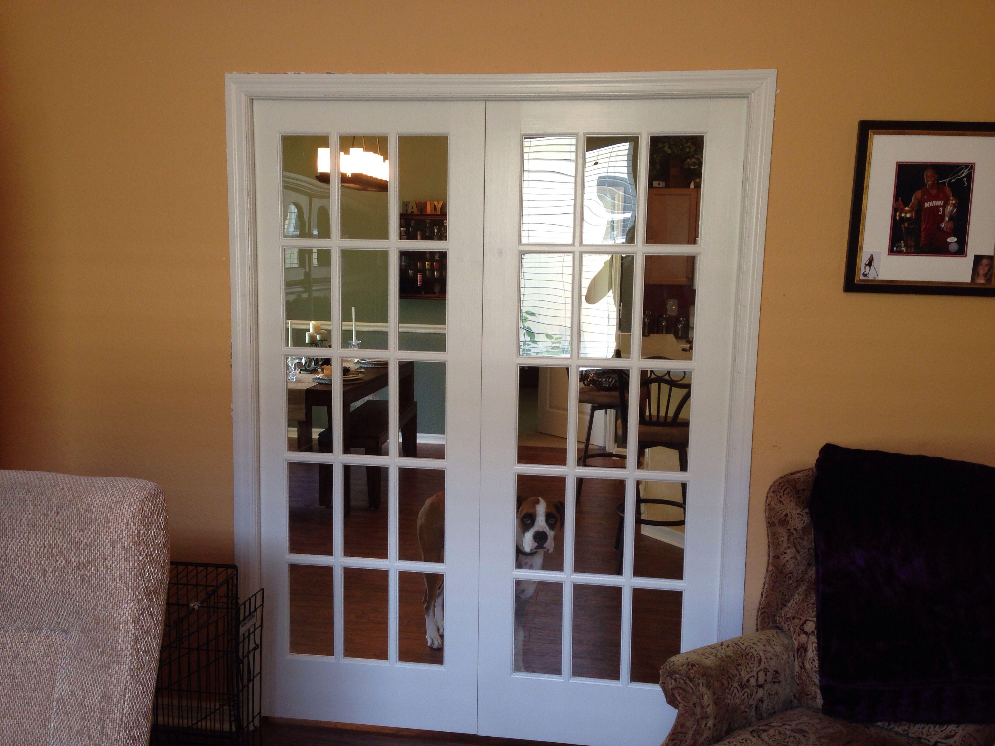 Pocket french doors | Home Decor | Pinterest