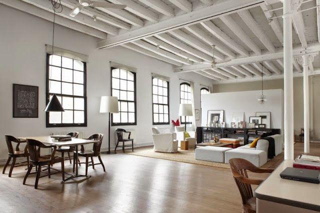 loft apartments new york industrial loft design home pinterest rh pinterest at  nyc loft design ideas