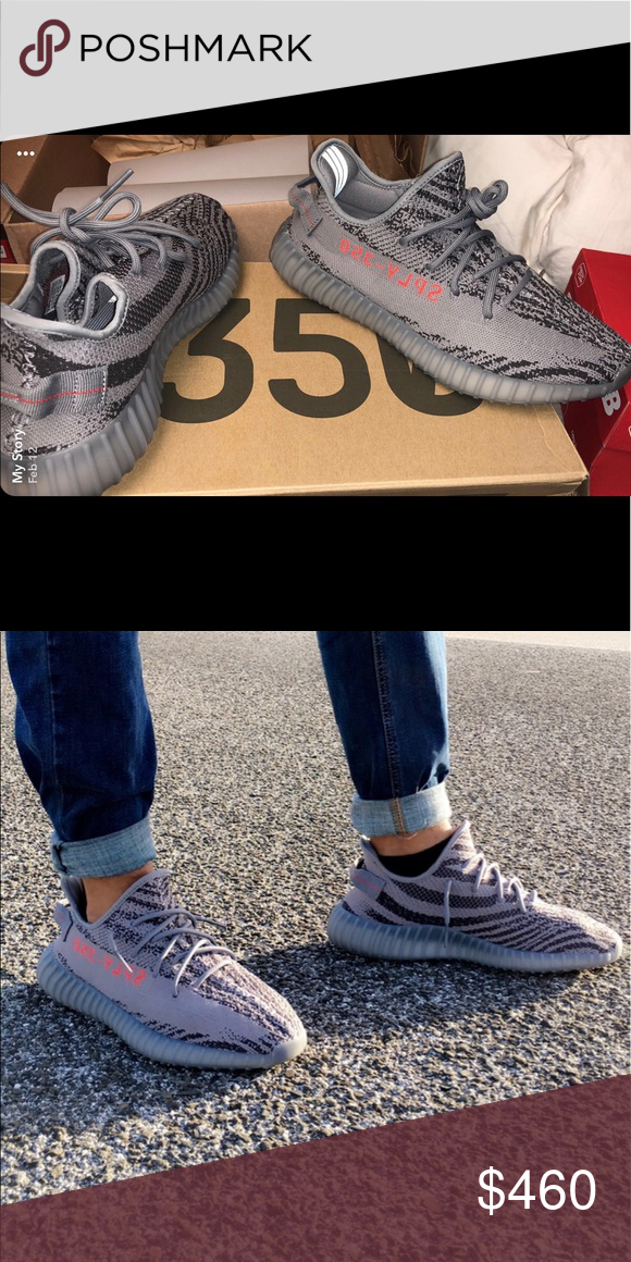 Size 11 yeezy boost 350 v2 Beluga 2.0 Been on my feet twice and they re the  most comfortable shoes I ve ever worn. Too expensive for me to wear so  they re ... f6f641c98