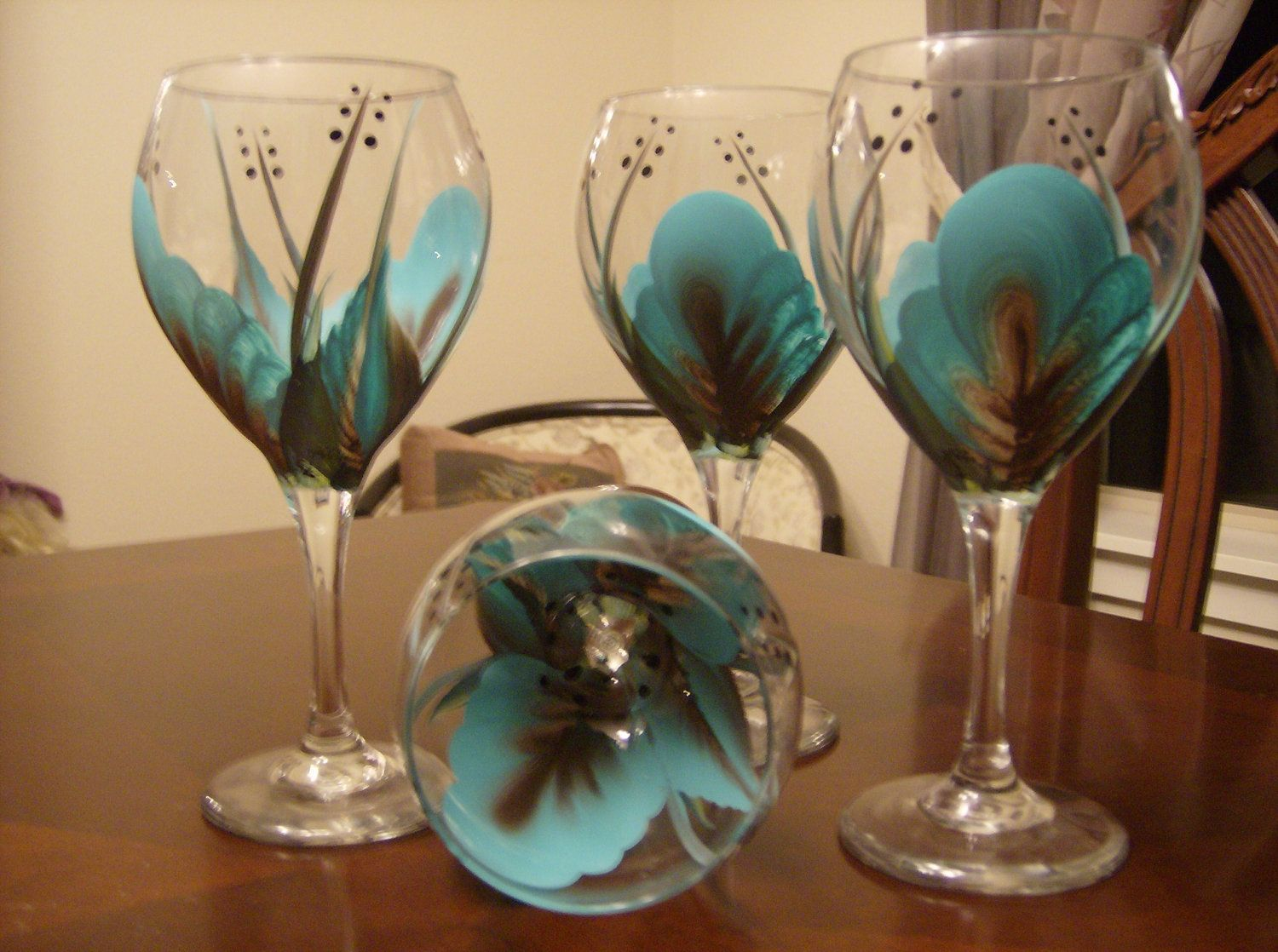 Wine Glass Design Ideas 16 useful diy ideas how to decorate wine glass Easy Wine Glass Painting Ideas Google Search