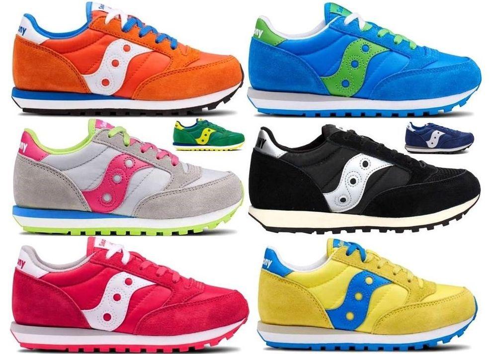 Saucony Jazz Sneakers Donna Scarpa Casual Sportiva