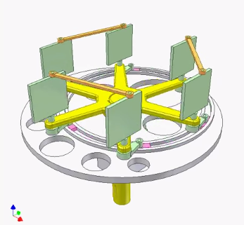 Understand Mechanical Linkages With Animations Make Mechanic Animation Mechanical Engineering