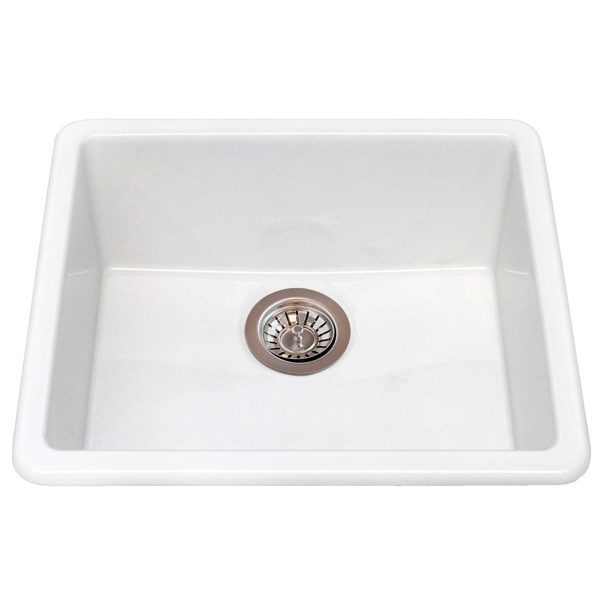 DOMSJÖ Single-bowl inset sink - IKEA Laundry Room Sink Possibility ...