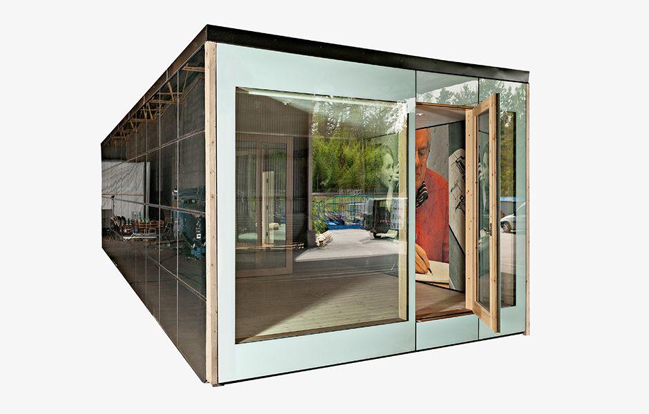 Energisnålt av Smarthousing, foto Bertil Hertzberg – http://www.tidningentra.se/notiser/energisnalt-boende #arkitektur i #trä