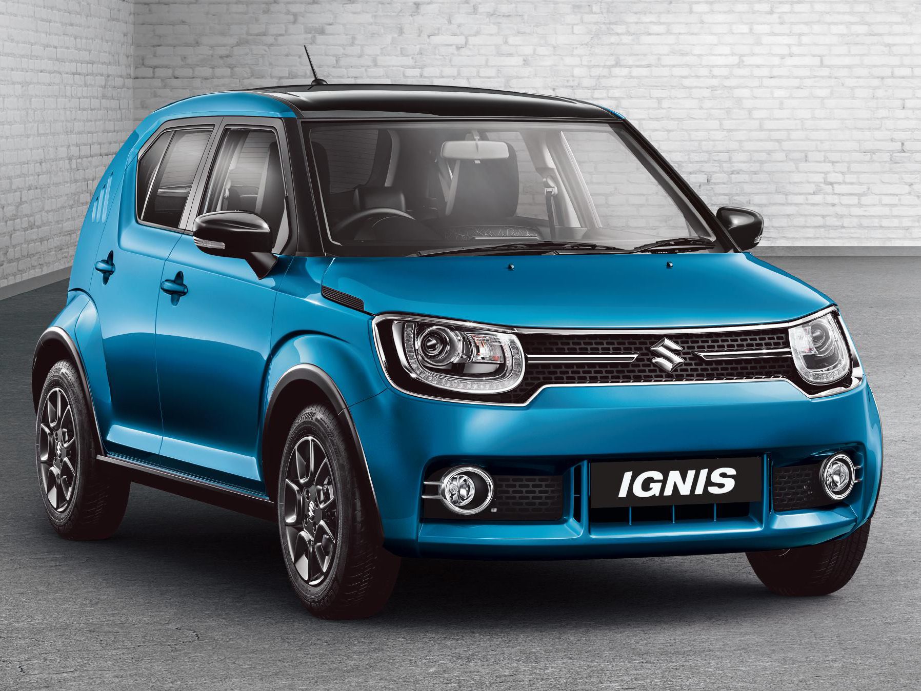 Maruti Suzuki Ignis Suzuki, Hatchback, Product launch
