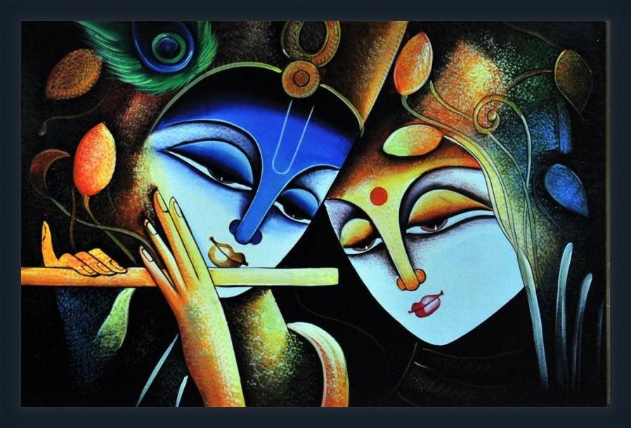 508 Resource Limit Is Reached Krishna Painting Krishna Radha Painting Art