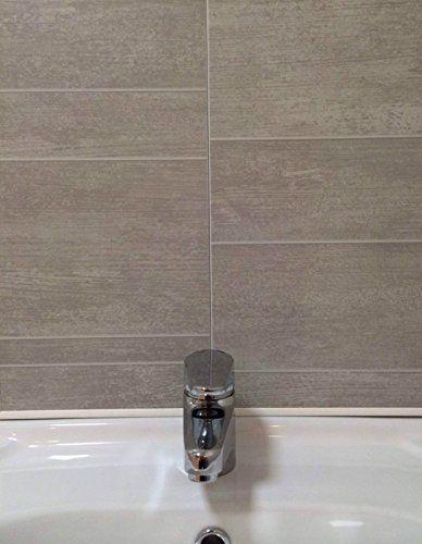 Swish Marbrex Moonstone Tile Effect Sample Wall Panels Bathroom Pvc Wet Wall Cladding Sample Our Wall Cladding Also Pvc Bathroom Cladding Waterproof Wall Panels