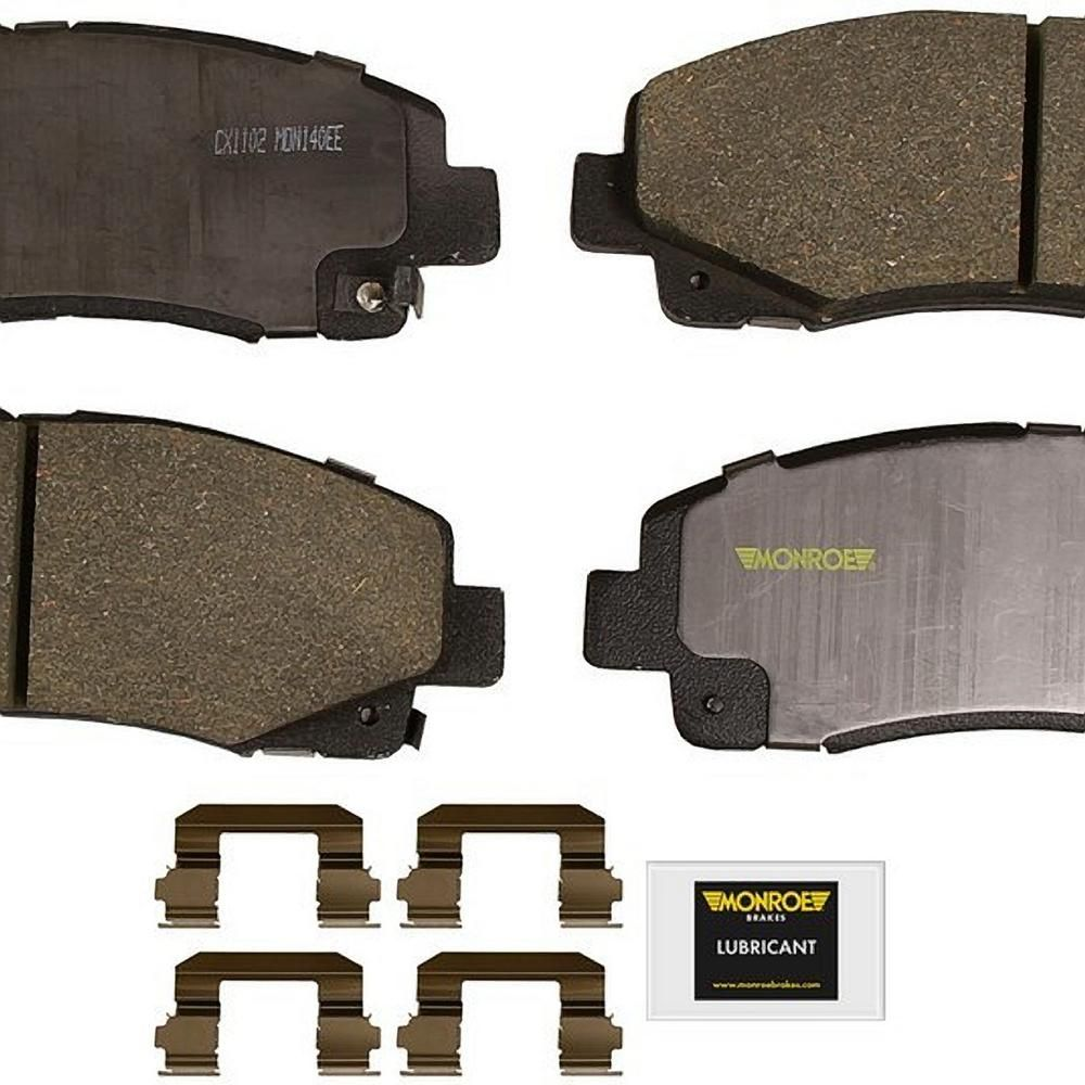 2006-/> Set of EB Front Brake Pad/'s to fit Honda CR-V