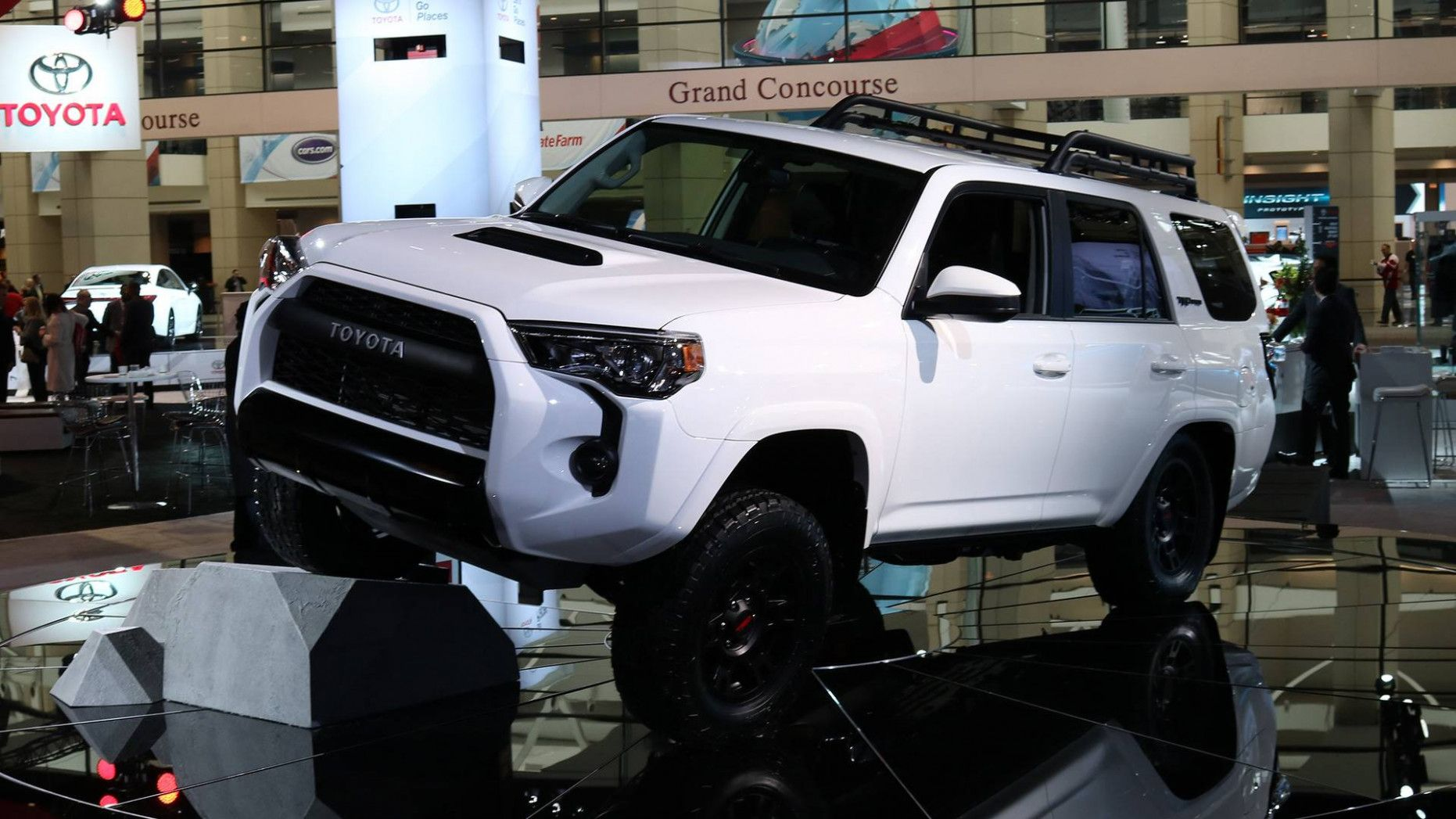 2020 Toyota 4runner Redesign In 2020 With Images Toyota 4runner 4runner Toyota 4runner Trd