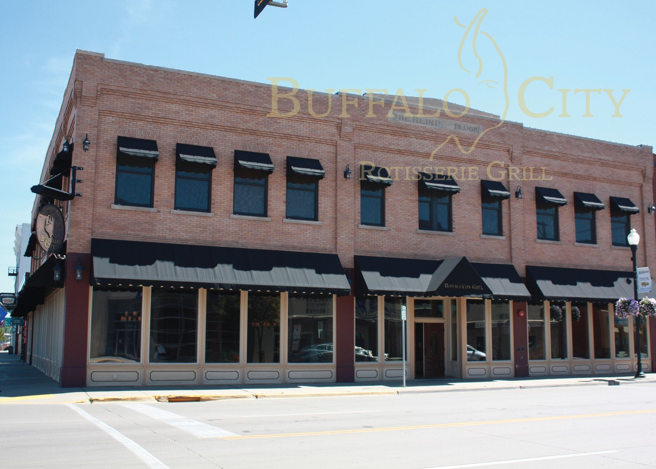 Located In An Over 100 Year Old Building In Downtown Jamestown Nd North Dakota Travel Jamestown Restaurant Photos
