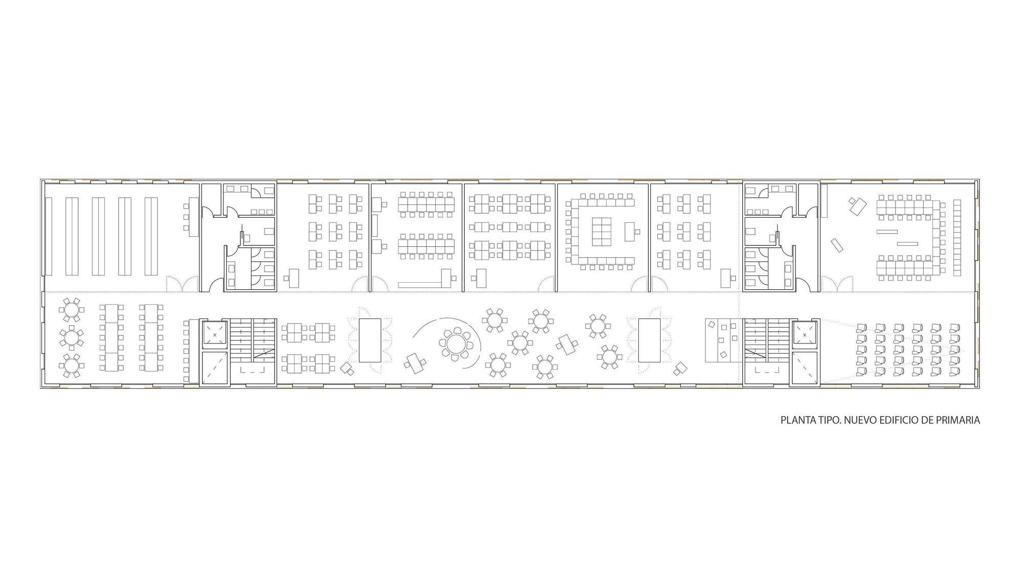 Galería de Ampliación y Reforma de Colegio en Miraflores en Lima, Perú / JorgeÁlvarez‐BuillayVictorGarzón  - 3