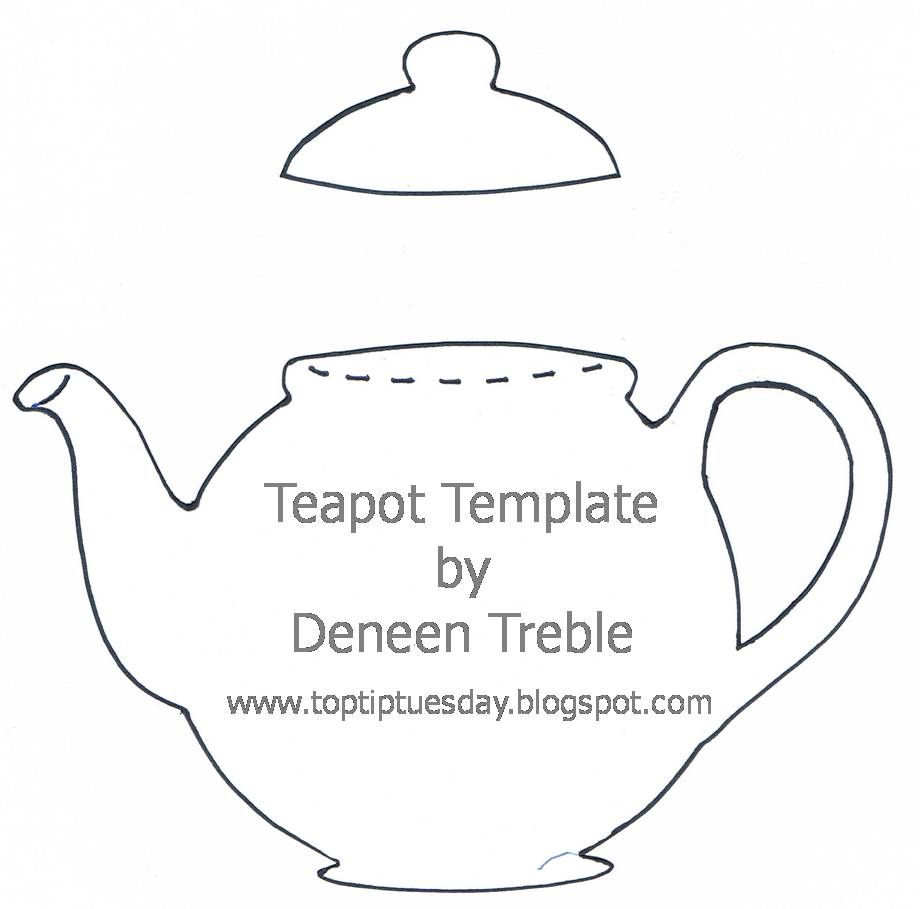 A Path of Paper: Top Tip Tuesday Teapot Card & Tutorial | Grandkids ...
