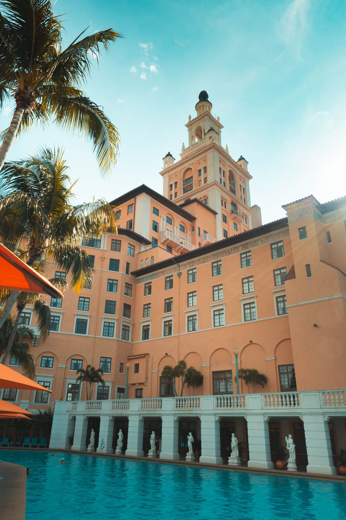 The Biltmore Hotel Das Must See In Miami Coral Gables In 2020 Florida Hotels Coral Gables Florida Coral Gables
