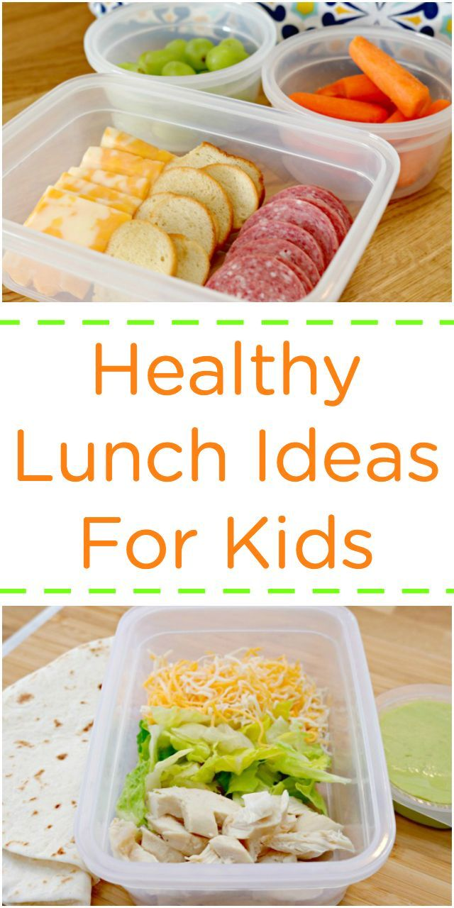 Tips for Packing a Healthy Lunch That Your Kids Will Actually Eat images