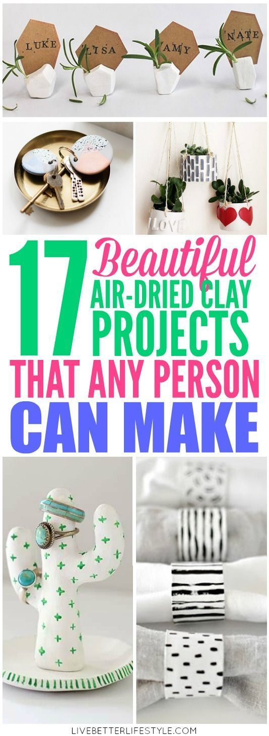 22+ Air dry clay crafts to sell information