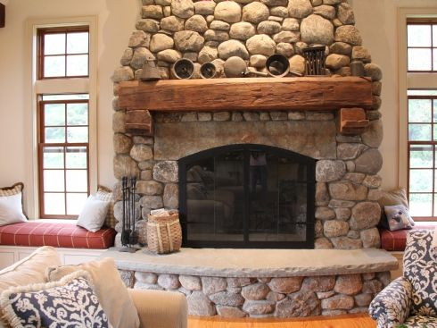 Hearth Stones for Fireplaces | ... fireplace connecticut round ...