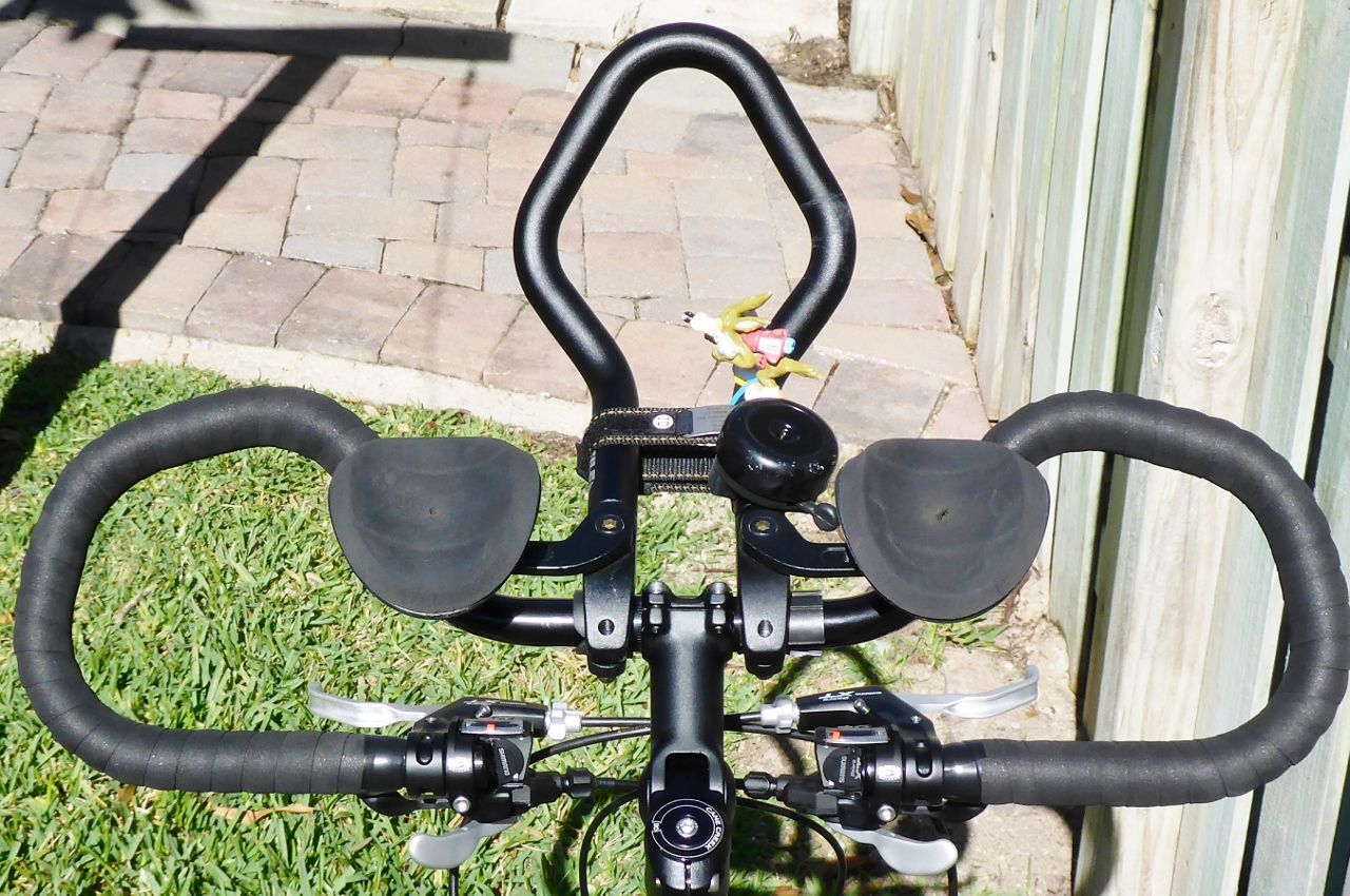 North Roads With Aero Bars Bike Forums Bike Touring Bicycles Bike Handlebars