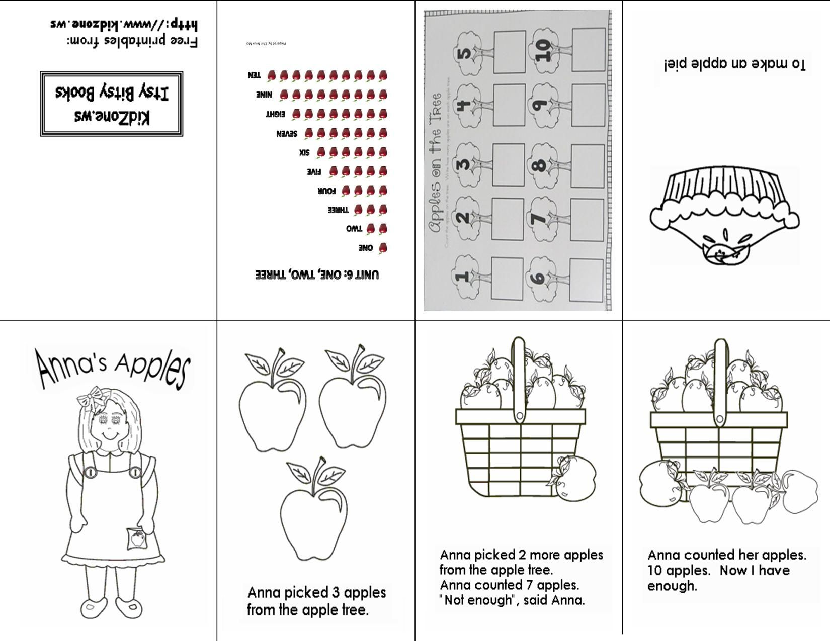 It is a picture of Irresistible Free Printable Minibooks
