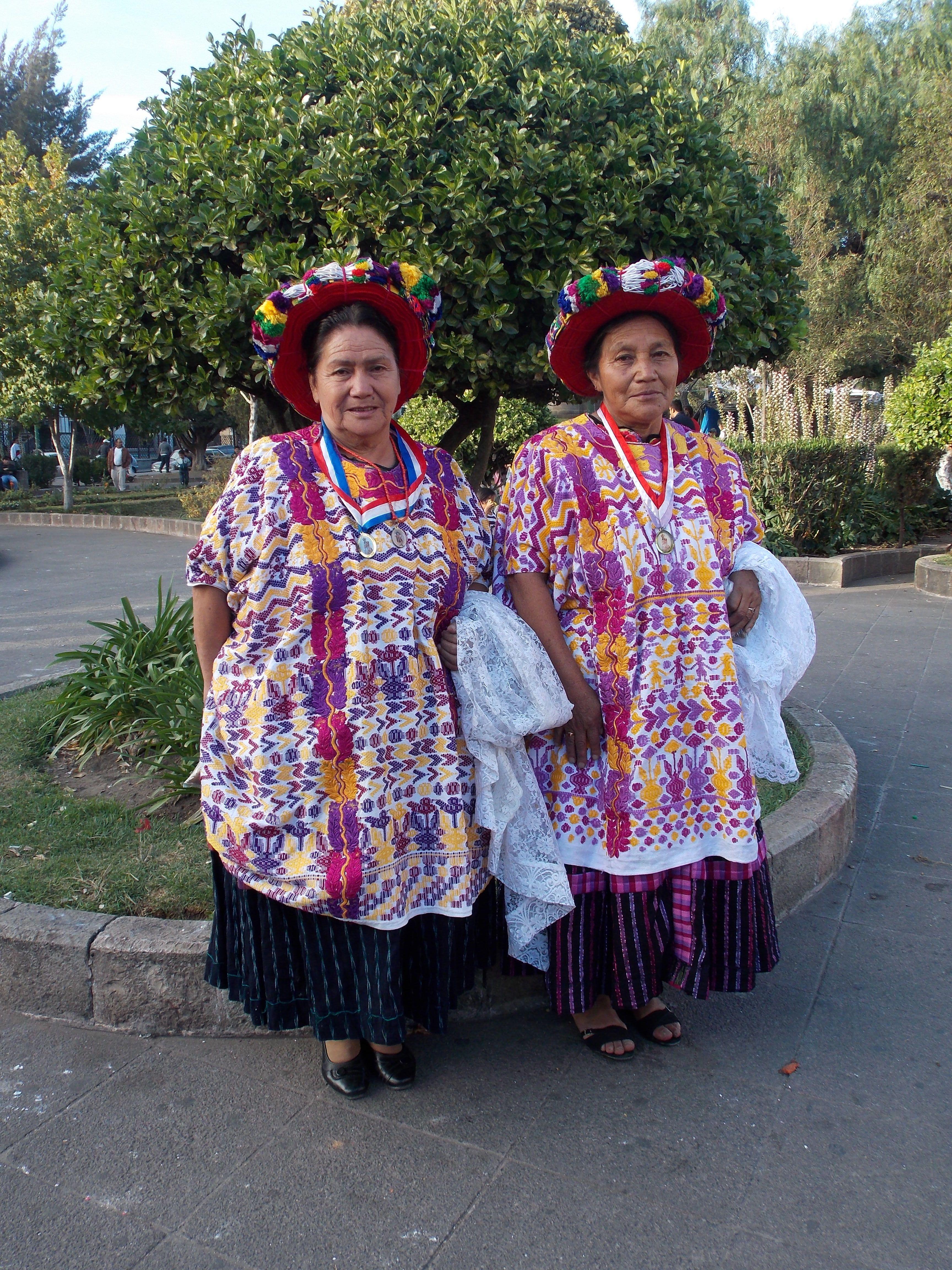 chicas de quetzaltenango