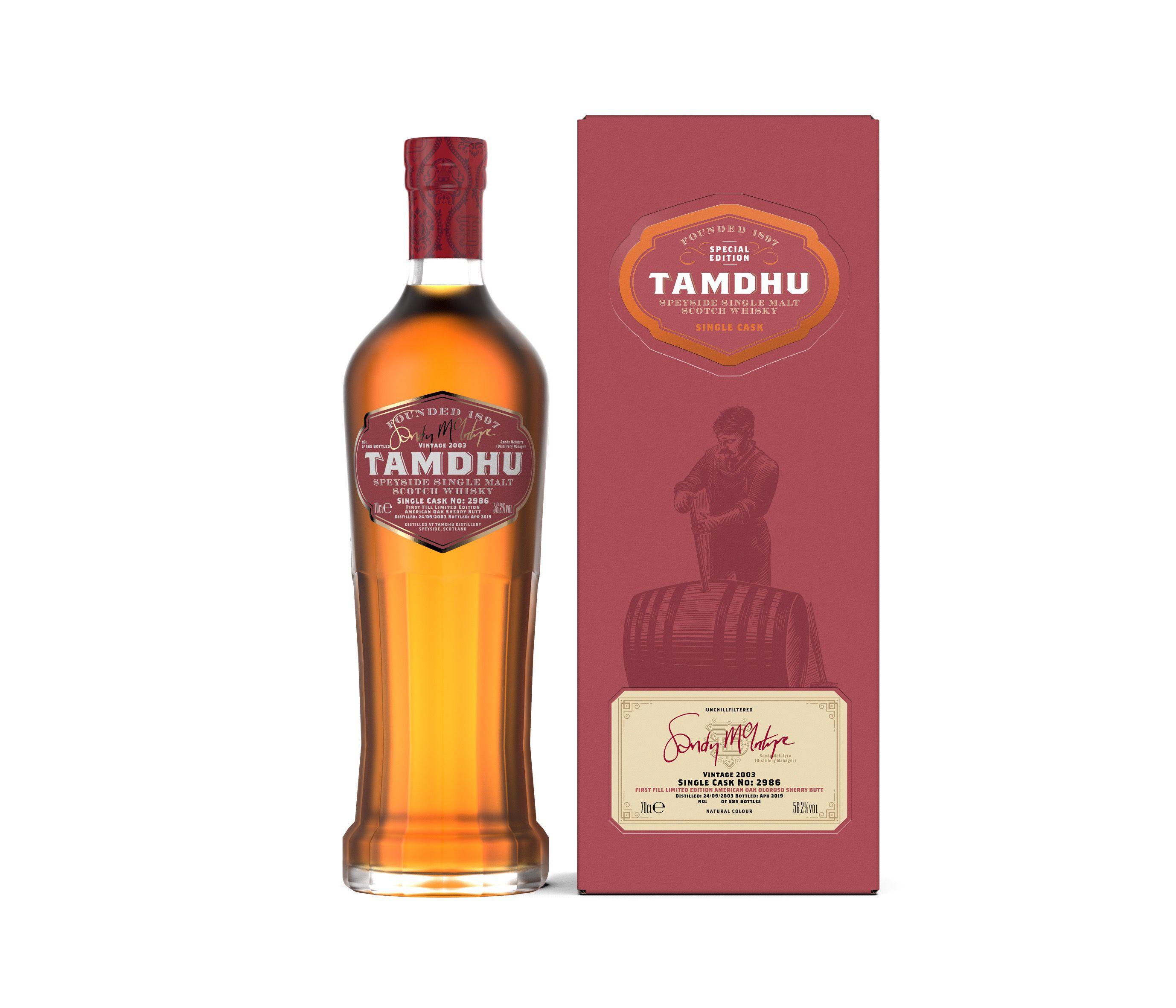 Tamdhu Distillery Manager Reveals Personal Single Cask Selection Whisky Distillery Cask