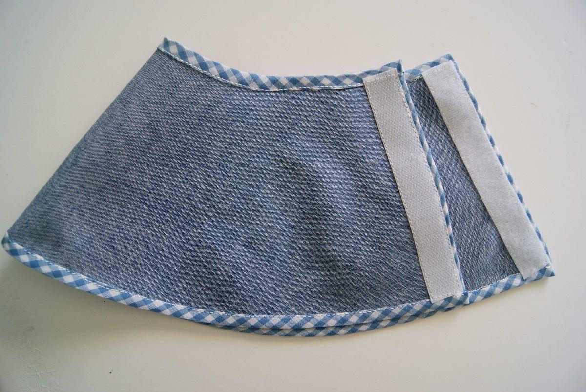 18-inch doll skirt tutorial #dolldresspatterns