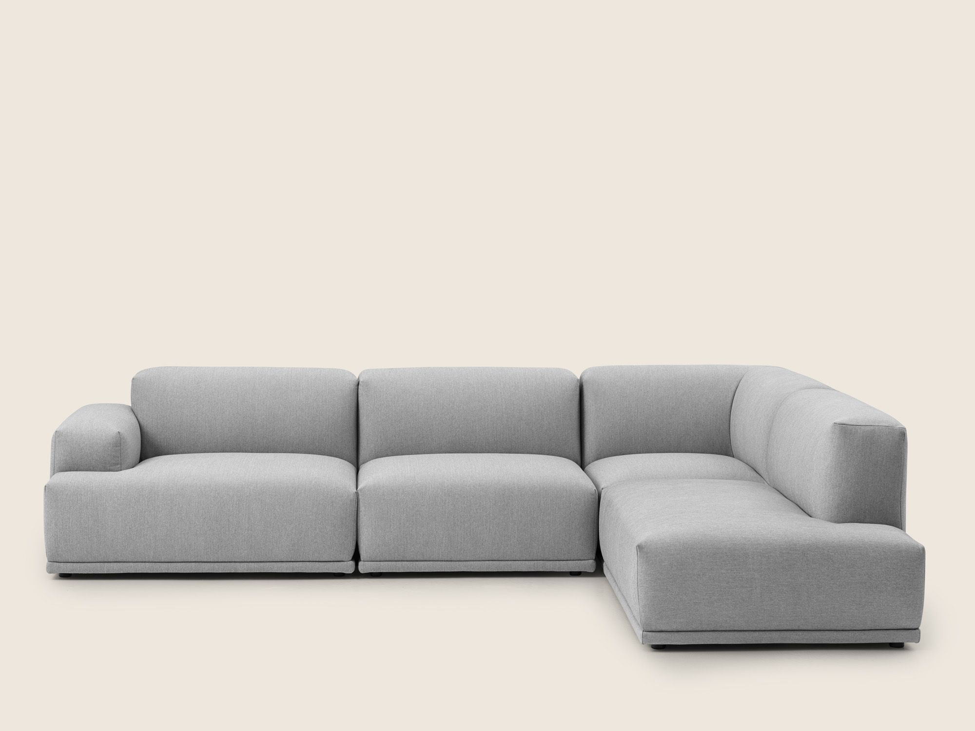 The Connect Modular Sofa Brings A Modern Perspective To The Typology Allowing For Its User To Cu In 2020 Scandinavian Furniture Design Corner Sofa Design Modular Sofa