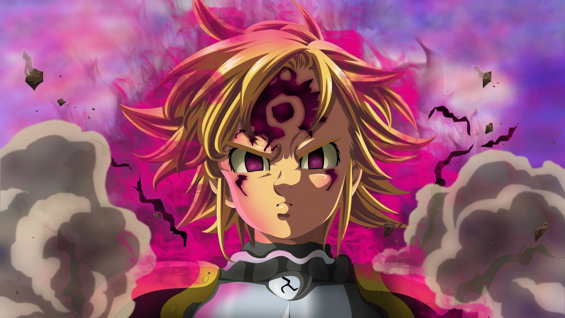 Download Wallpapers Of Meliodas Seven Deadly Sins Anime 12727