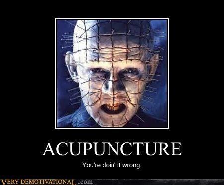 Memes for Men pt.1 Acupuncture