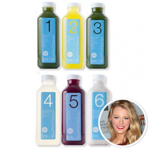 Hollywood's Top Juice Fasts
