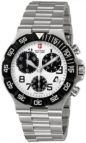 a6f7d8a9b3e nice Victorinox Swiss Army Men s 241339 Summit XLT Chrono Watch – Swiss