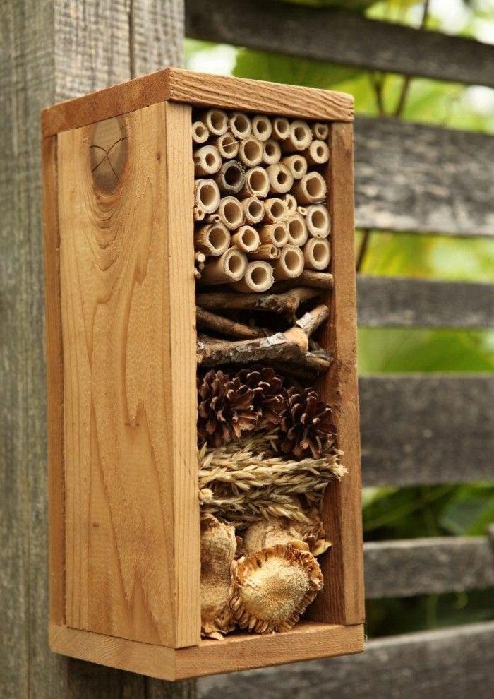 insektenhotel selber bauen ausf hrliche bauanleitung f r. Black Bedroom Furniture Sets. Home Design Ideas