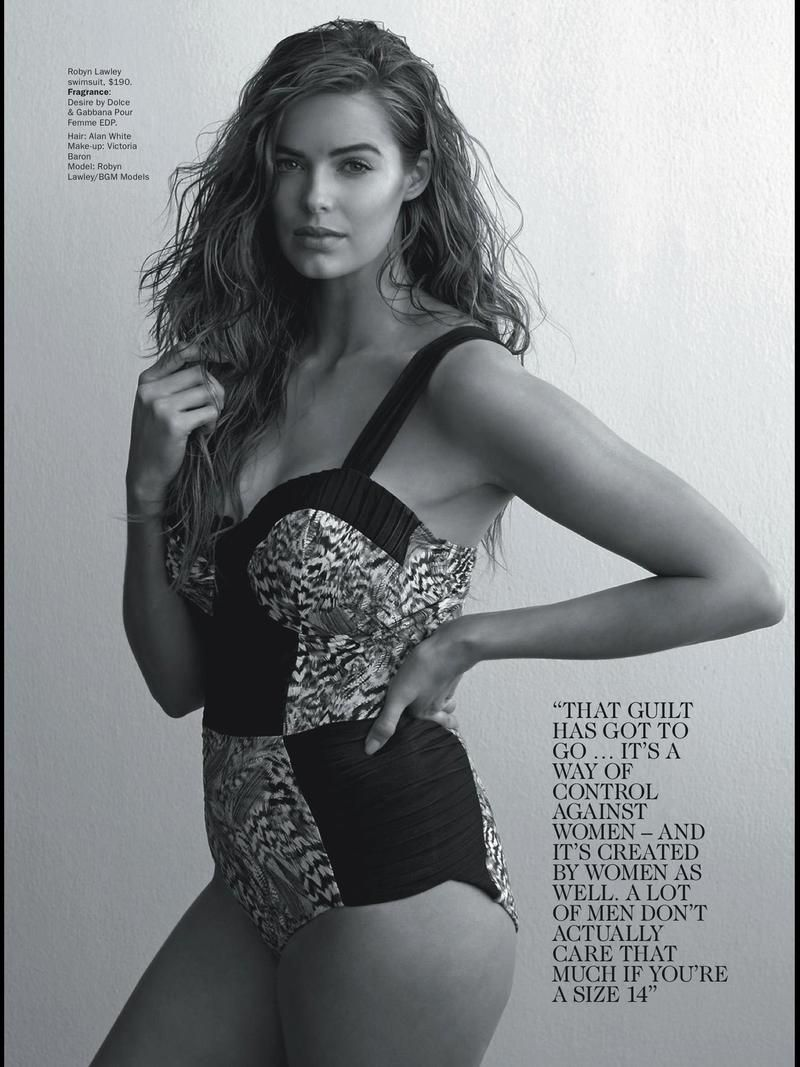 895bfc064b This Is Considered Plus-Size? No Wonder We Think We're Fat | Outrage ...
