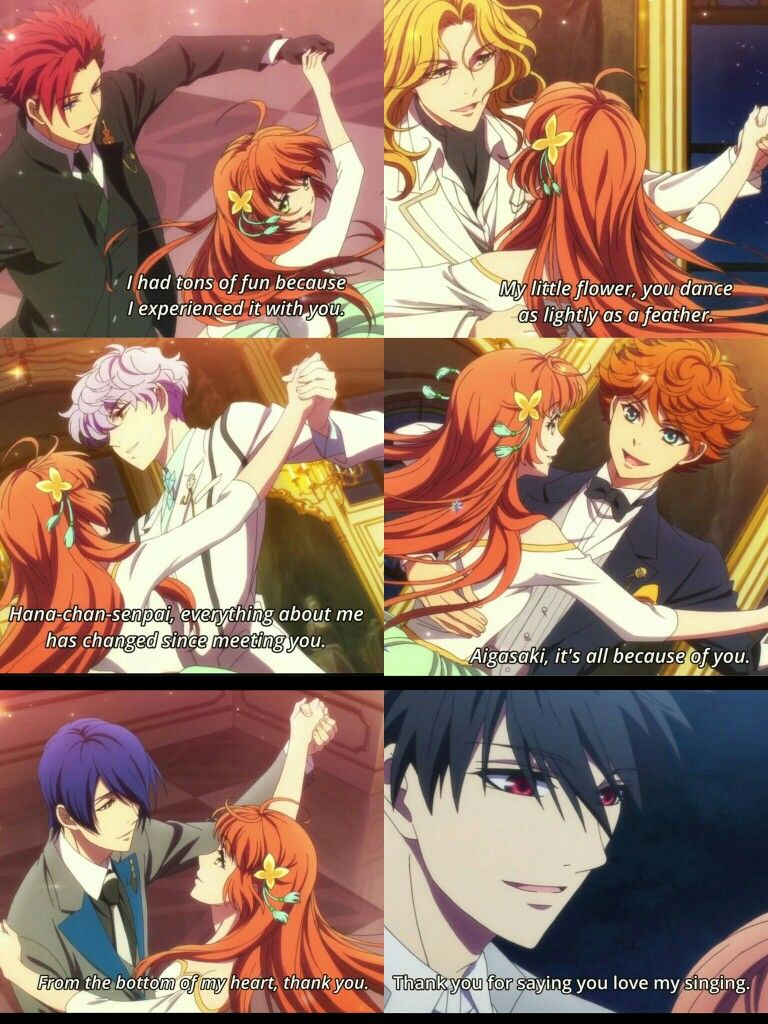 Magic-kyun! Renaissance : magic-kyun!, renaissance, Episode, Beautiful., Magic, Renaissance, Magical, Anime,, Anime, Eyes,, Romantic