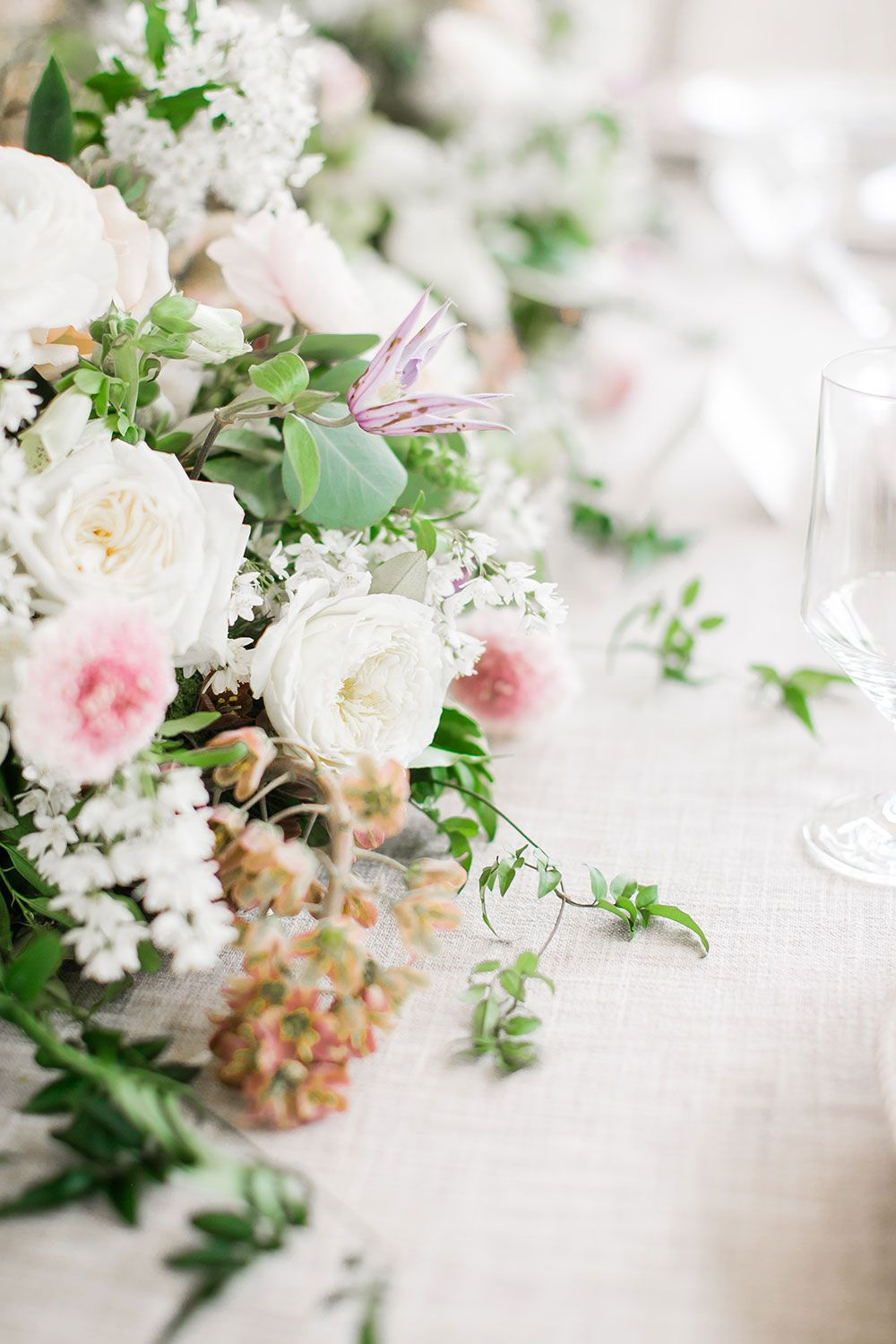 perfectly pretty inspiration shoot best wedding blog blush and