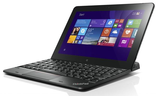 Lenovo ThinkPad 10 review | Stuff to Buy | Keyboard, Tablet