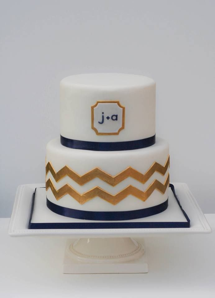 Small wedding cake for bride & groom to cut (cheaper cake & other desserts for actually serving)