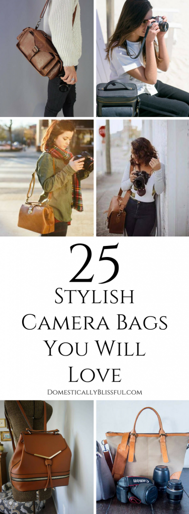 25 Stylish Camera Bags You Will Love #camerapurse