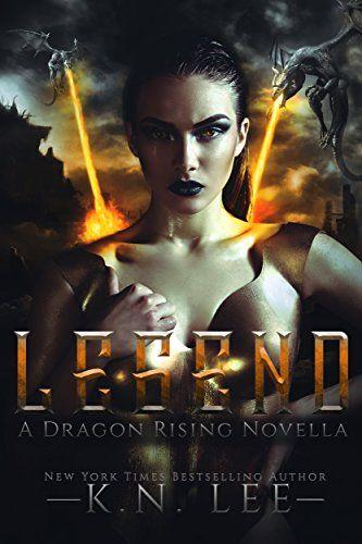 Legend A Fallen Angel And Dragon Shifter New Adult Urban border=