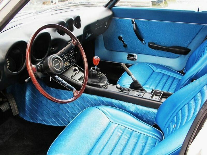 1970 Datsun 240z Interior Cooler Than The Other Side Of