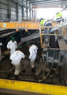 """Metro de Panamá festeja """"hito constructivo"""" con la fabricación de la ... - Telemetro"""