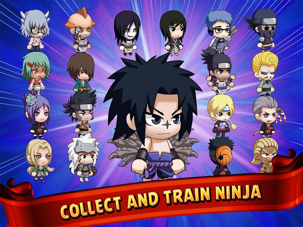 Ninja Heroes MOD APK Mega Unlimited Android Download