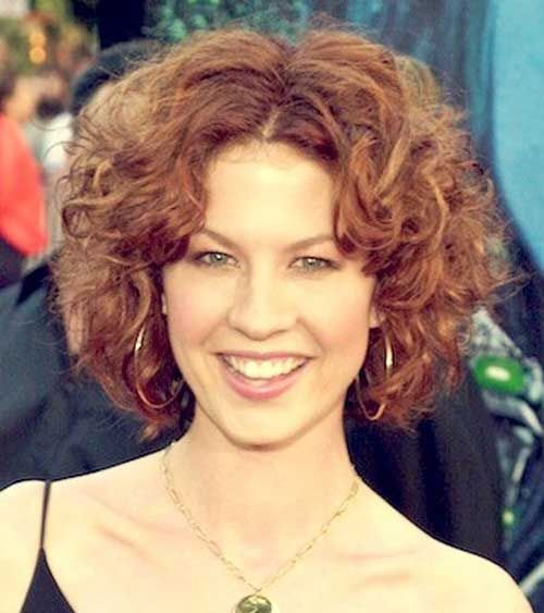 15 Short Haircuts for Curly Thick Hair | http://www.short-hairstyles ...