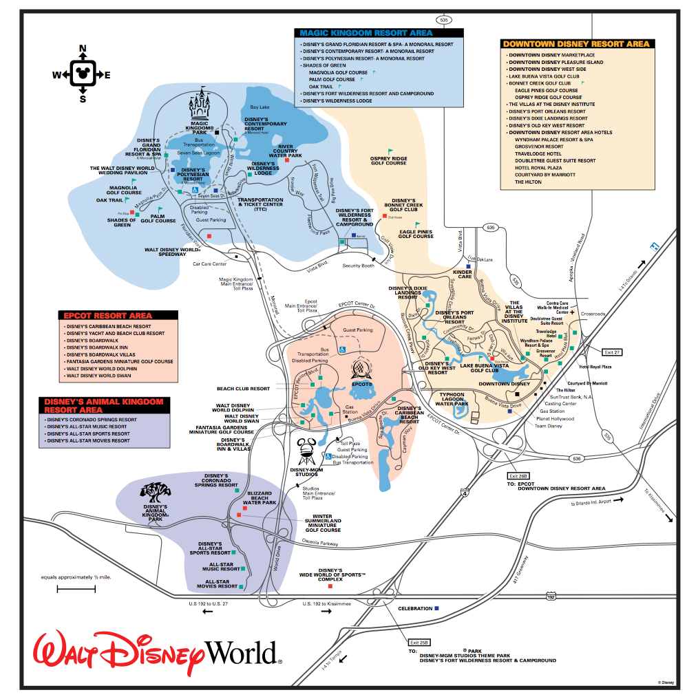 If you're planning a trip to Walt Disney World, chances are ... on disney theme park maps, disneyland map, magic kingdom park map, walt disney park map, seaworld park map, disney's mgm studios map, 2014 world's of fun map, epcot park map, simple theme park map, usa park map, animal kingdom map, all-star disney hotel map, with all of cedar fair parks map, six flags new england 2013 map, universal studios park map, new downtown disney map, new carowinds theme park map, islands of adventure park map, best of disney area map, orlando park map,