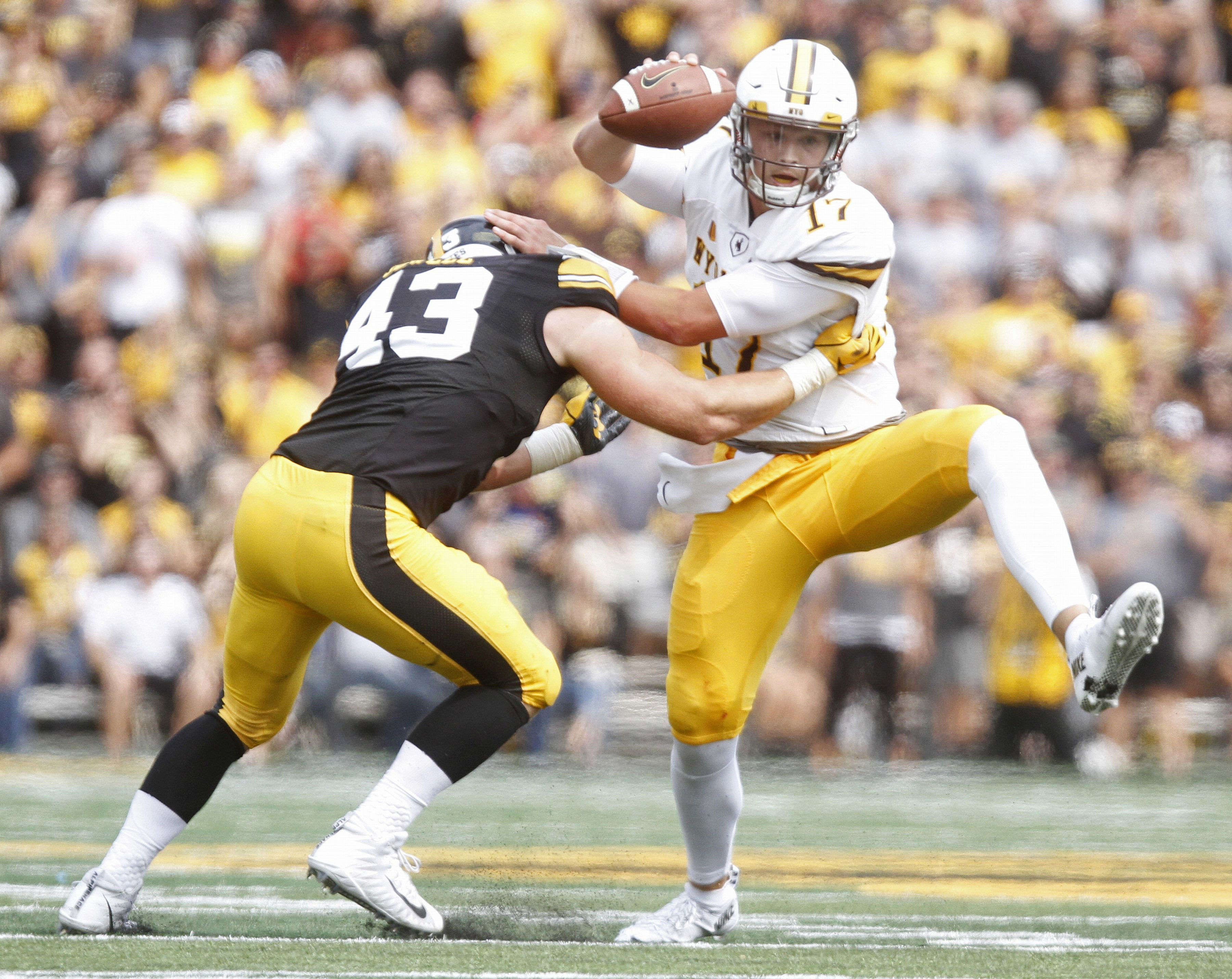 PreSenior Bowl QB Rankings 2018 NFL Draft Nfl, College